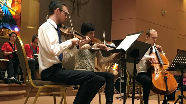 Interfaith String Trio
