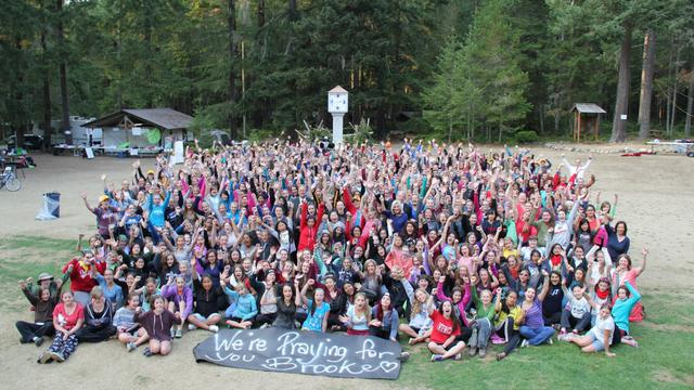 BC Provincial Young Women's Camp
