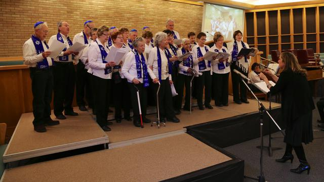 Jewish Seniors Choir   Voices