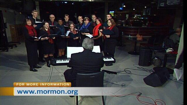 Ottawa Choir Performs on Canadian Television