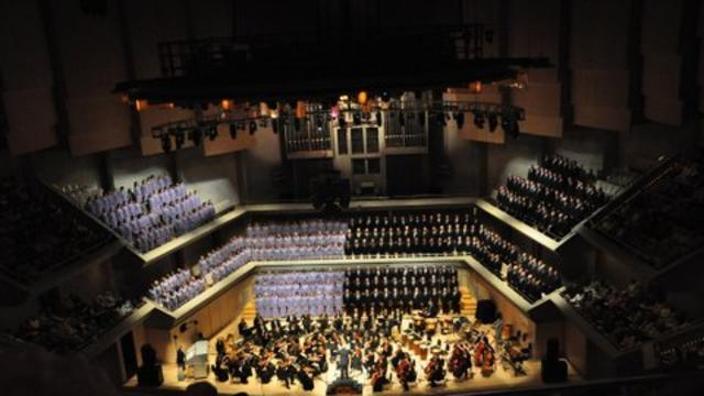 Mormon Tabernacle Choir at Roy Thomson Hall