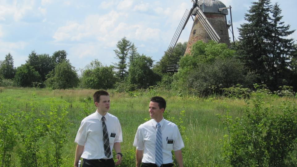 Canadian Missionaries Serving in Latvia
