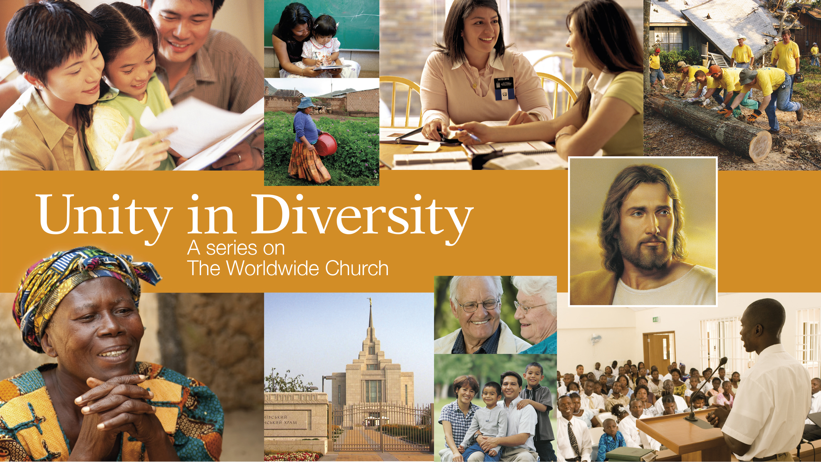 questions about unity in diversity The age-old question about the relation of diversity and unity the ecumenical, diversity and unity, seems to be the only way for a diversity in unity and unity in diversity, is the establishment of a common.